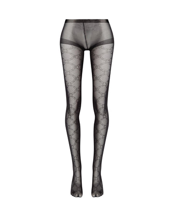 Racer Monogram Tights