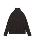 Heavy Rib Sweater