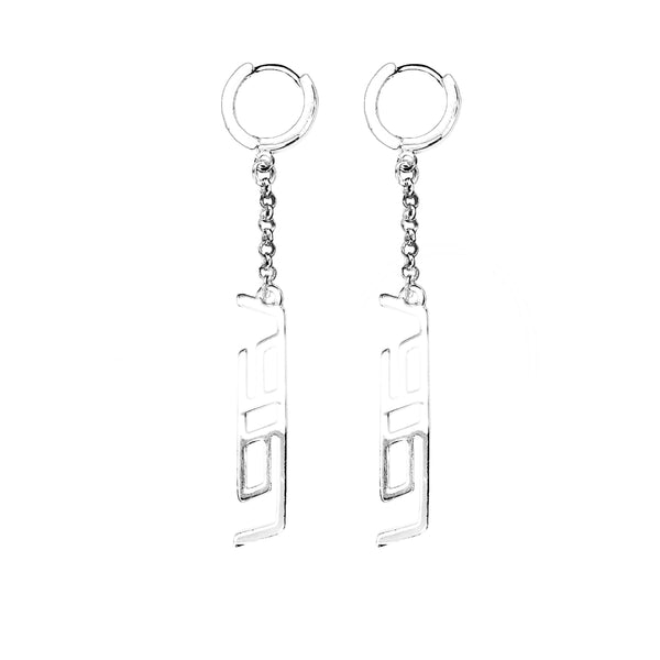 Racer Earrings (4395080351859)