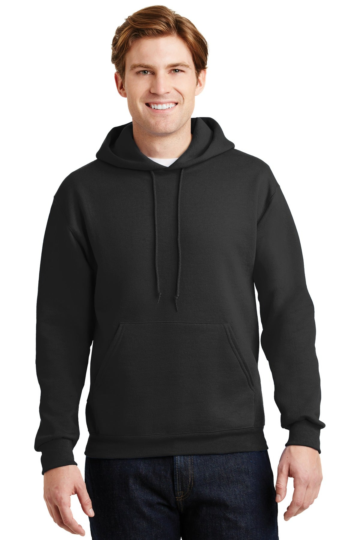 JERZEES® SUPER SWEATS® NuBlend® - Pullover Hooded Sweatshirt.  4997M - Aspire Zone