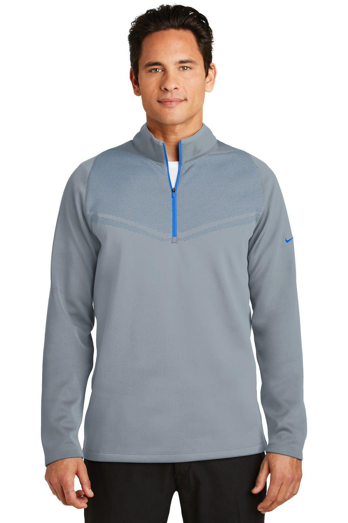 Nike Therma-FIT Hypervis 1/2-Zip Cover-Up. 779803