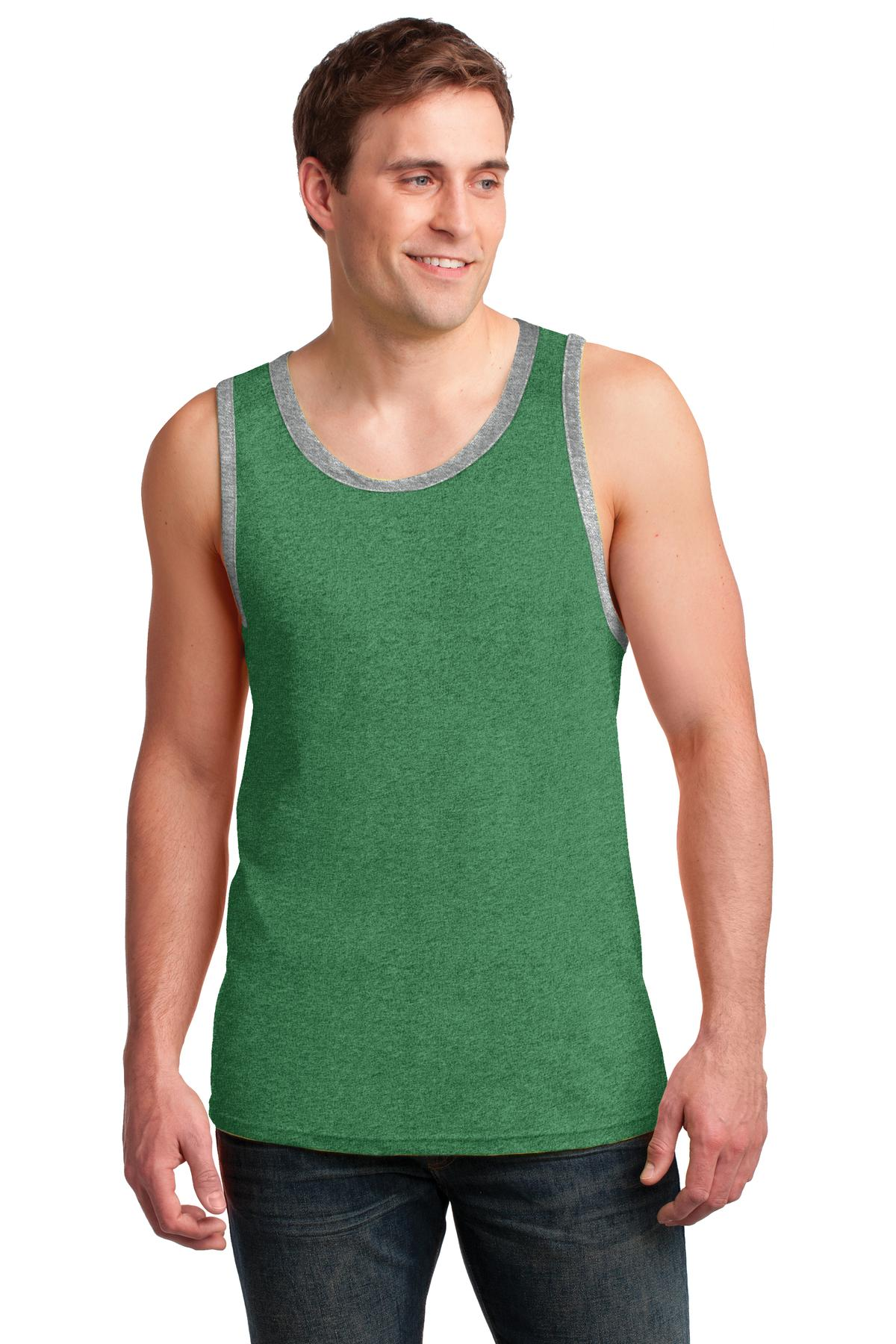 Anvil® 100% Combed Ring Spun Cotton Tank Top. 986 - Aspire Zone