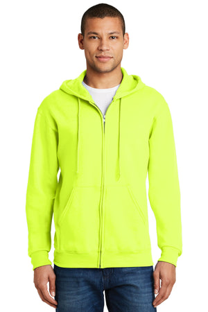 JERZEES® - NuBlend® Full-Zip Hooded Sweatshirt.  993M - Aspire Zone