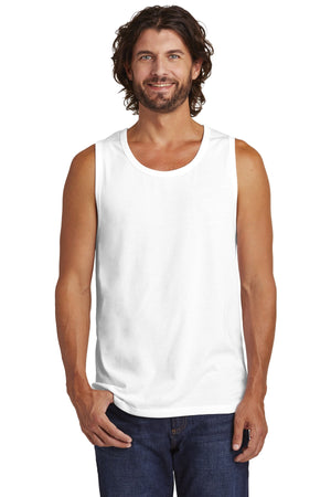 Alternative Rebel Blended Jersey Tank. AA6043 - Aspire Zone