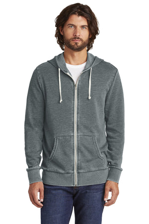 Alternative Burnout Laid-Back Zip Hoodie. AA8636 - Aspire Zone