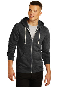 Alternative  Rocky Eco™-Fleece Zip Hoodie. AA9590