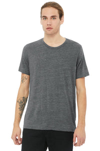BELLA+CANVAS ® Unisex Poly-Cotton Short Sleeve Tee. BC3650