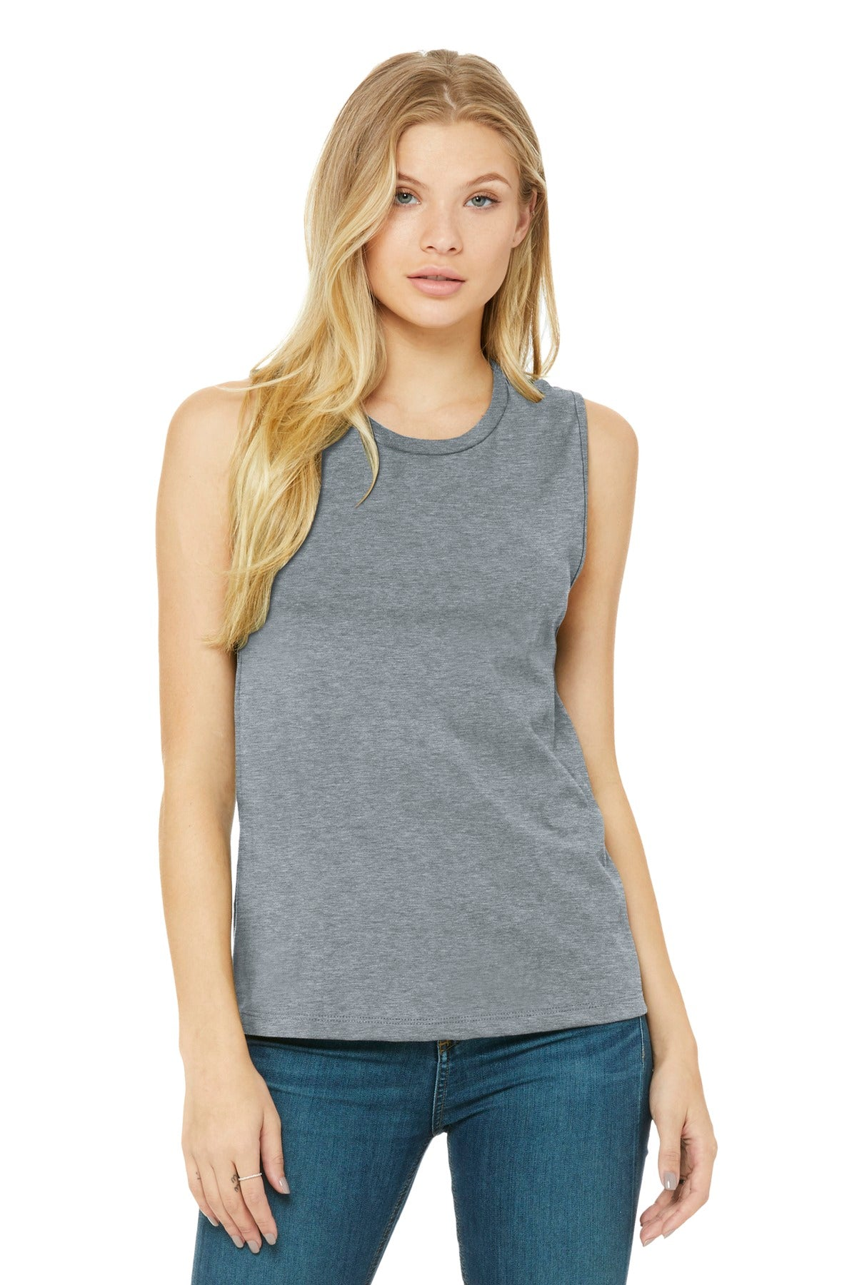 BELLA+CANVAS ® Women's Jersey Muscle Tank. BC6003
