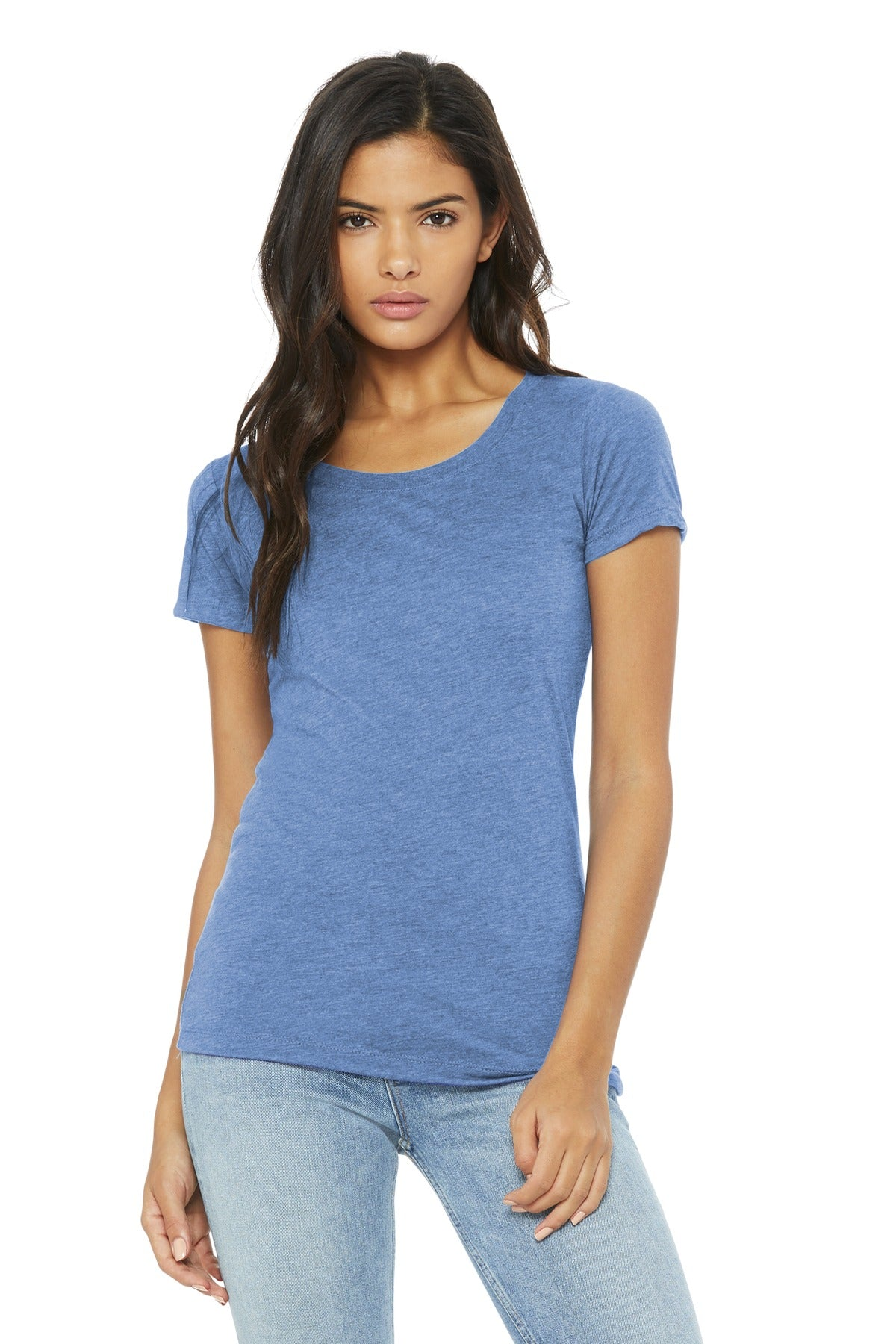 BELLA+CANVAS ® Women's Triblend Short Sleeve Tee. BC8413 - Aspire Zone