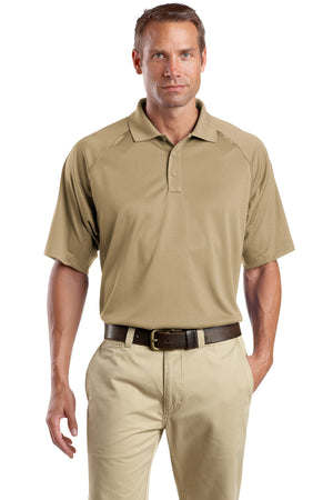 CornerStone® - Select Snag-Proof Tactical Polo. CS410 - Aspire Zone