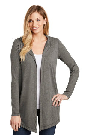 District ® Women's Perfect Tri ® Hooded Cardigan. DT156 - Aspire Zone
