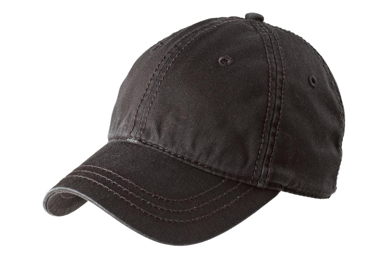 District®  Thick Stitch Cap. DT610