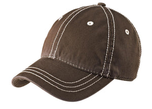District®  Thick Stitch Cap. DT610 - Aspire Zone