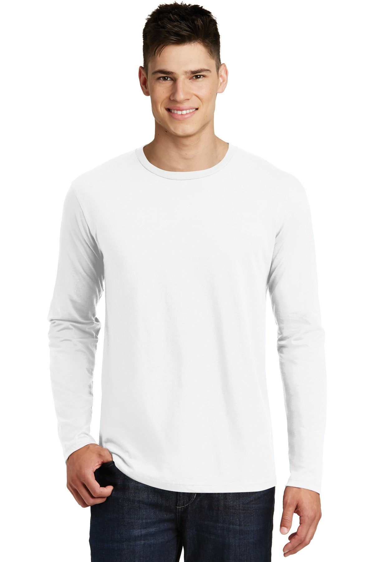 District® Very Important Tee® Long Sleeve. DT6200 - Aspire Zone