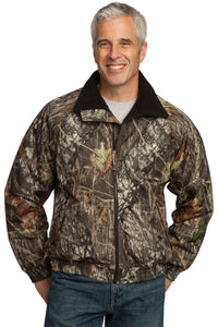 Port Authority® Waterproof Mossy Oak® Challenger™ Jacket.  J754MO
