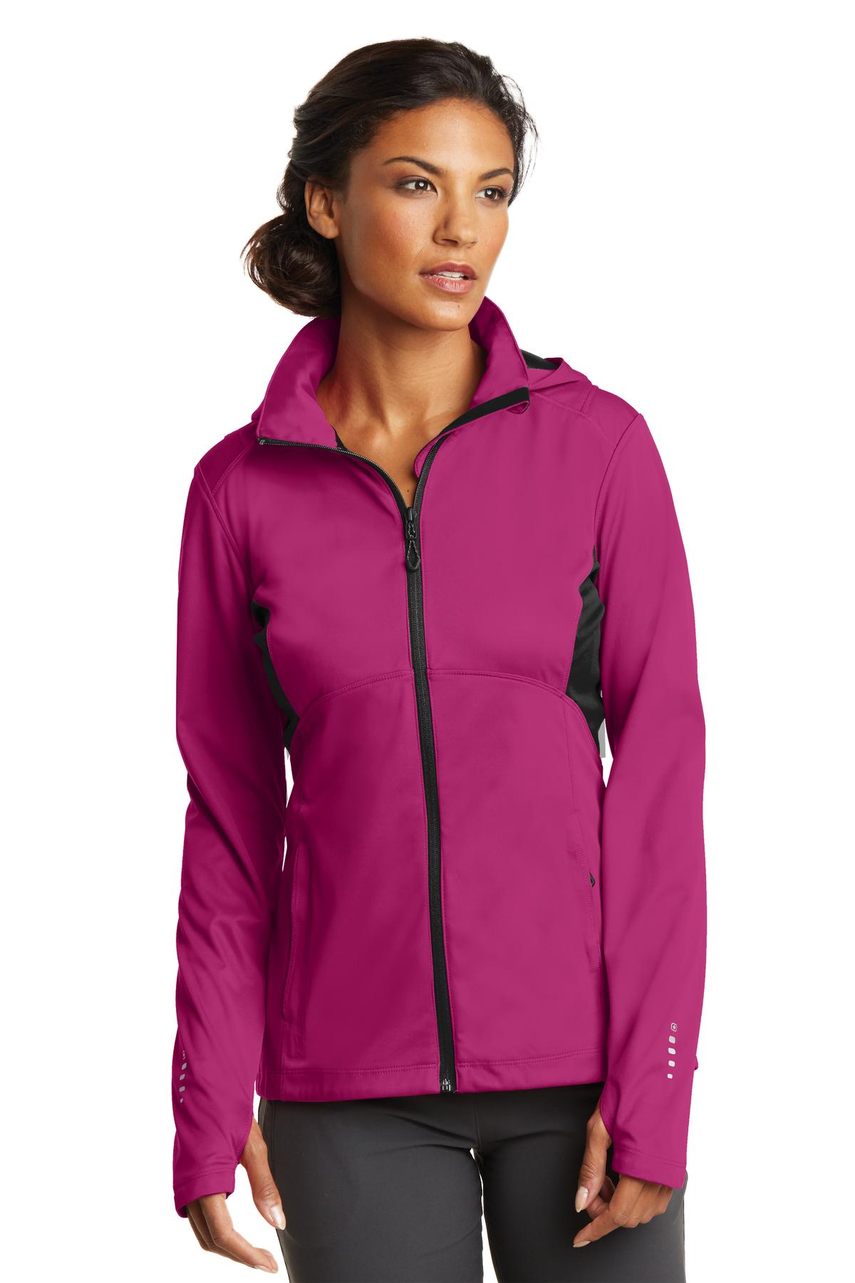 OGIO® ENDURANCE Ladies Pivot Soft Shell. LOE721