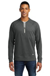 New Era ® Sueded Cotton Blend 1/4-Zip Pullover NEA123
