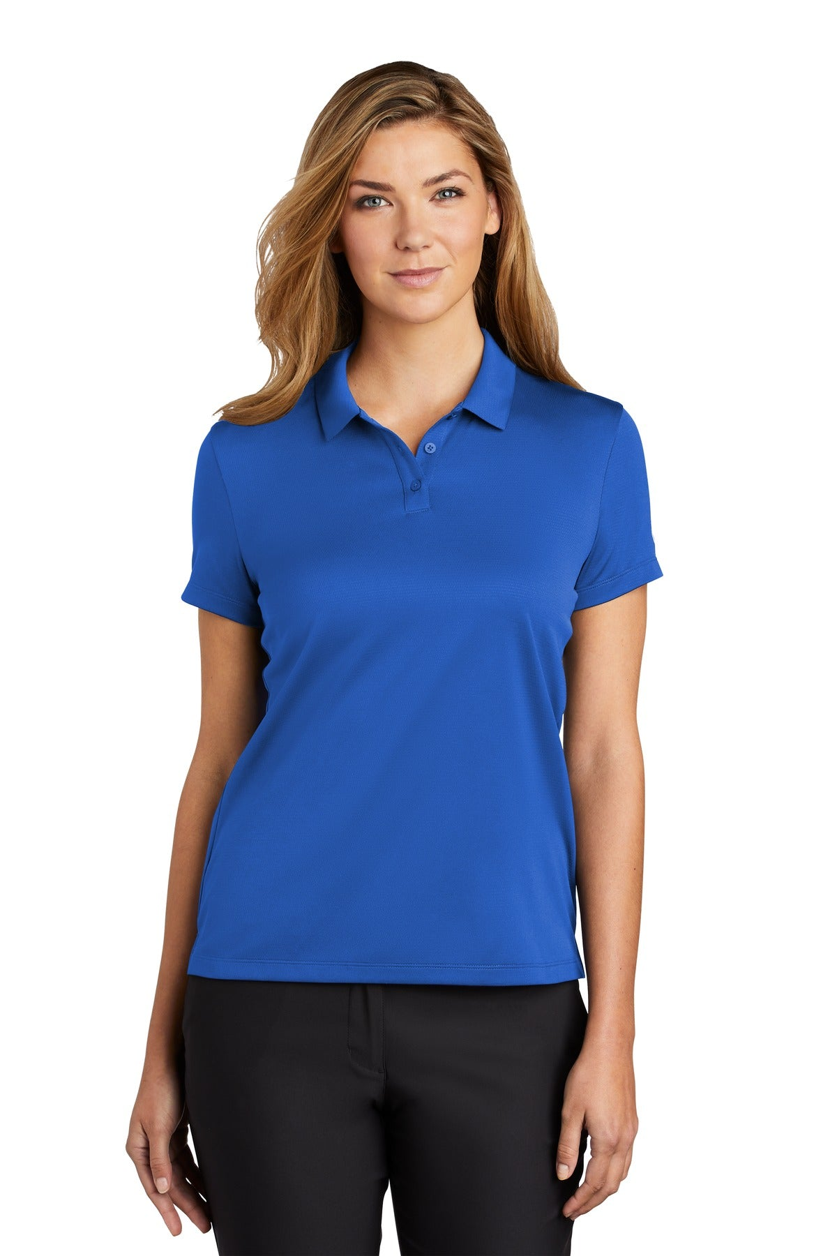 Nike Ladies Dry Essential Solid Polo NKBV6043