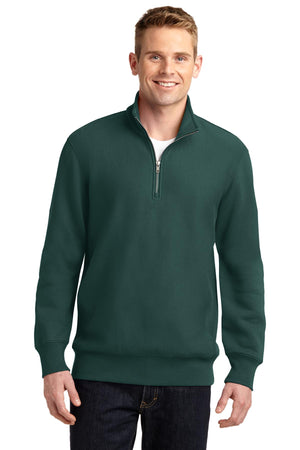Sport-Tek® Super Heavyweight 1/4-Zip Pullover Sweatshirt. ST283