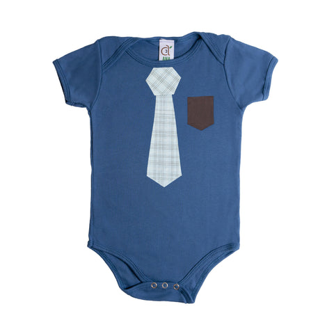 Organic Business Time Bodysuit