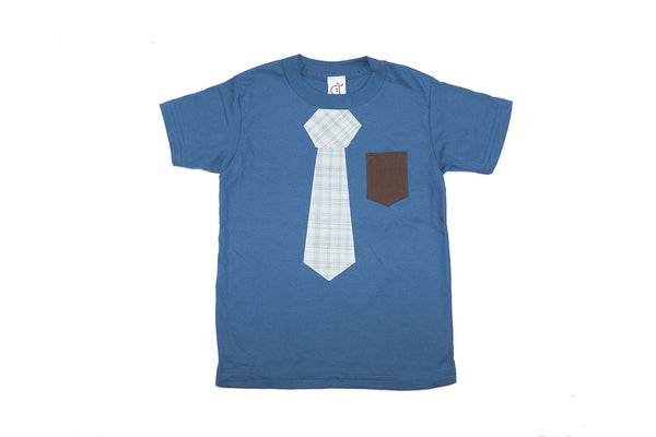 Organic Business Time Toddler Tee
