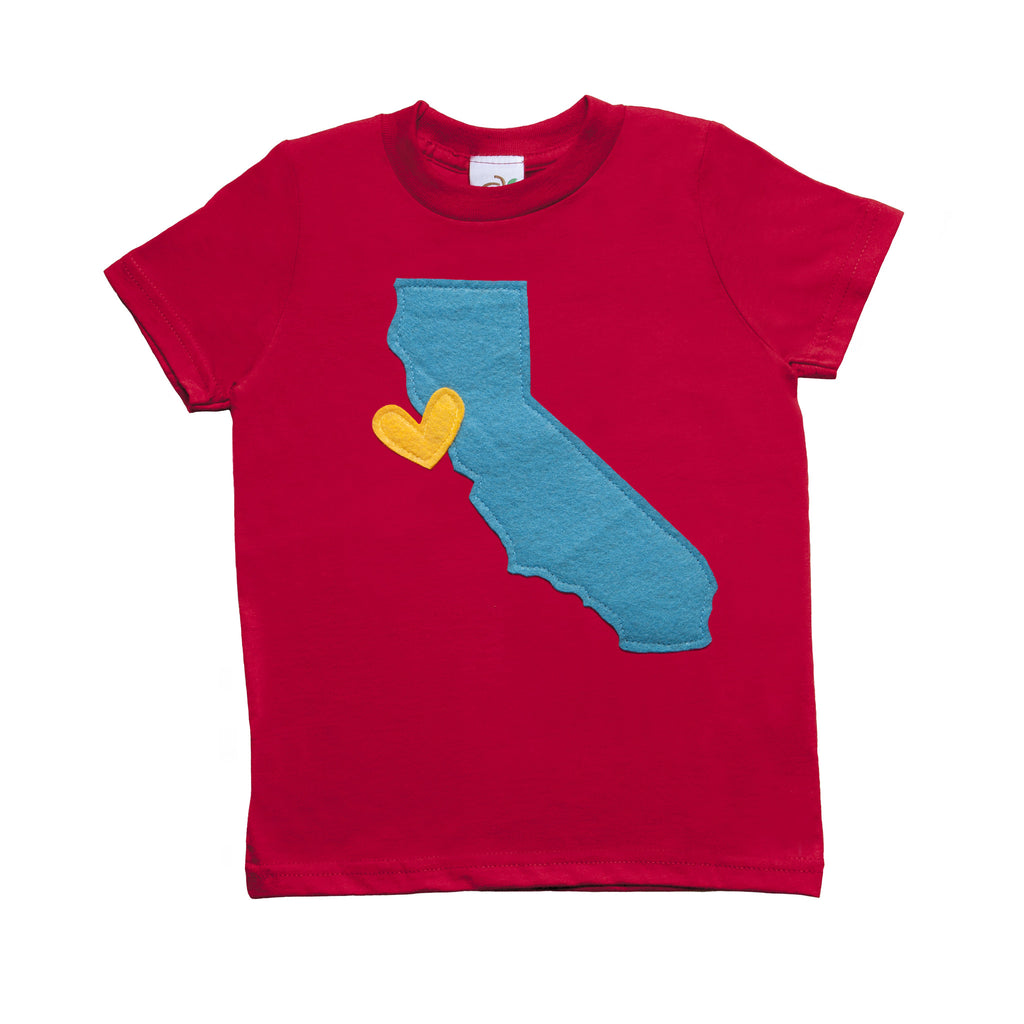 Cali Love Toddler Tee
