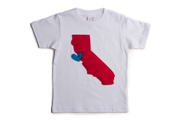 Limited Edition - Cali Love Toddler Tee