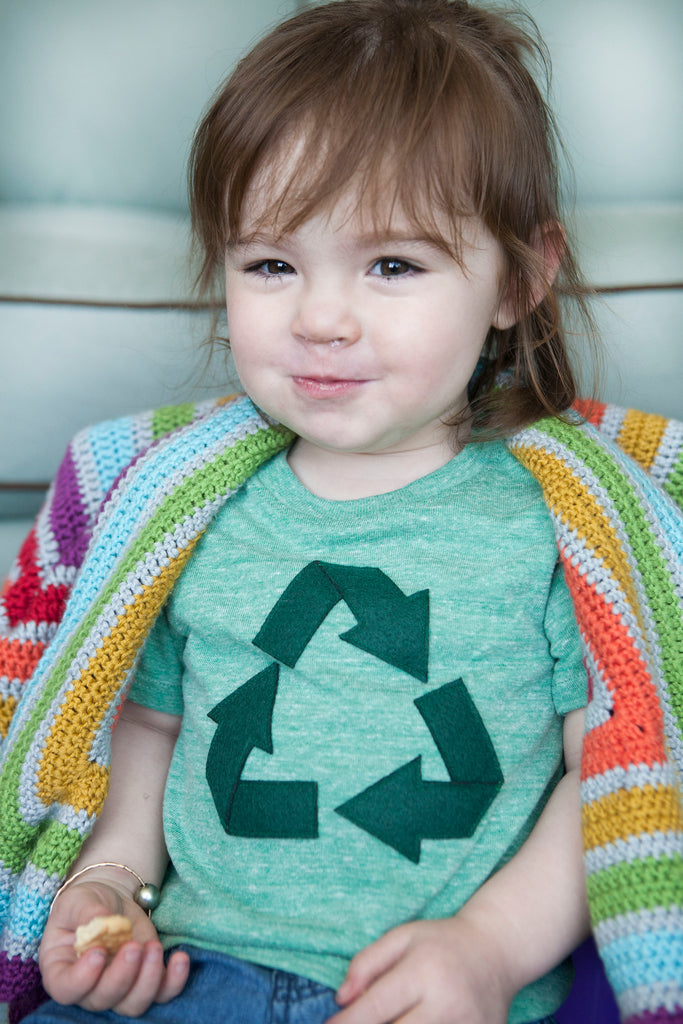 RPET/Organic Recycle Toddler Tee
