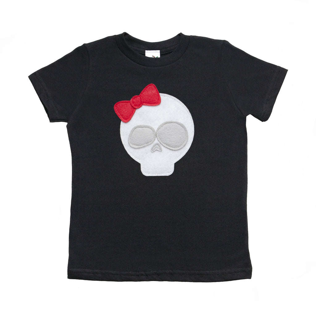 Lady Bones Toddler Tee