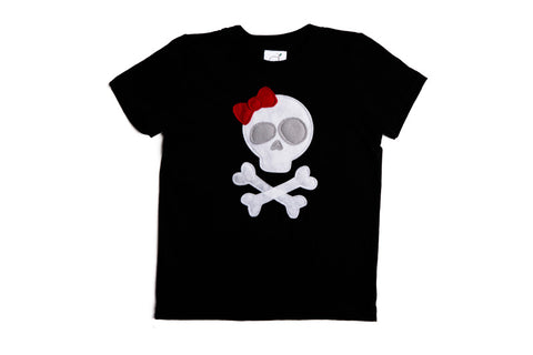 Limited Edition - Lady Bones Toddler Tee