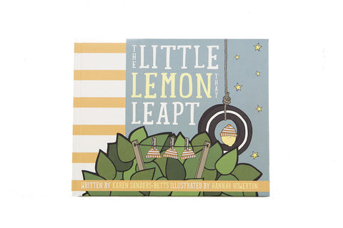 The Little Lemon that Leapt Book
