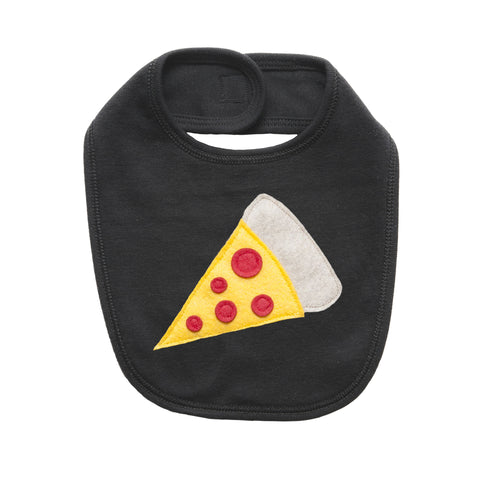 Pizza My Heart Bib