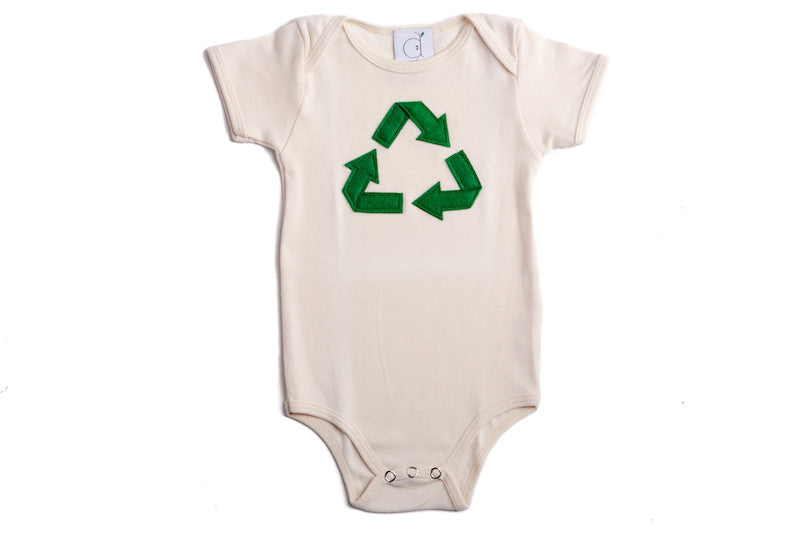 Organic Recycle Bodysuit
