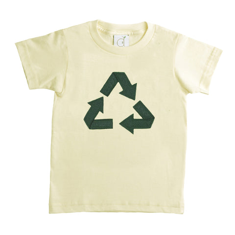 Organic Recycle Toddler Tee