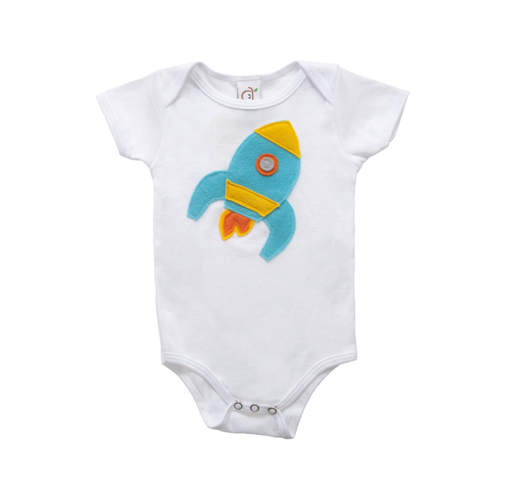 Rocket Man Infant Bodysuit
