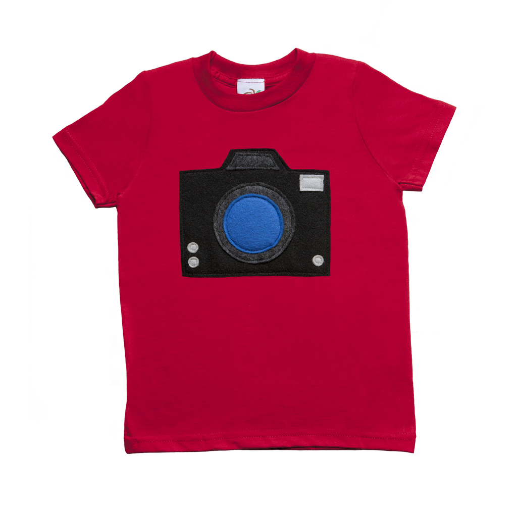 Limited Edition - Shutterbug Toddler Tee