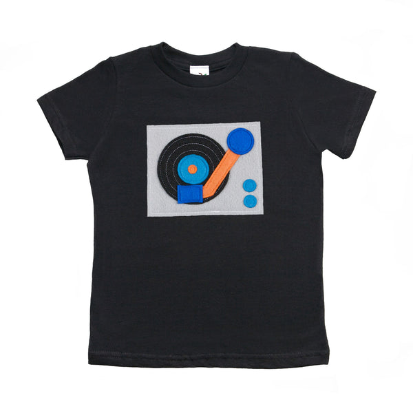 Turntable Toddler Tee