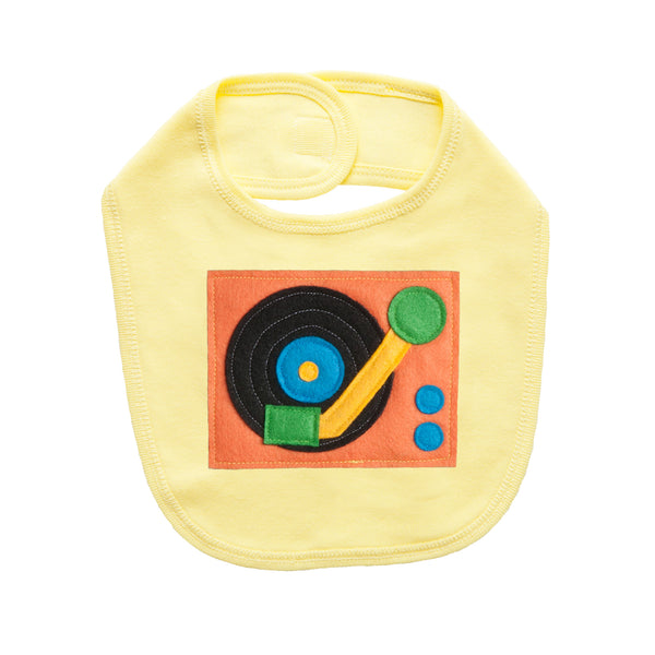Turntable Bib