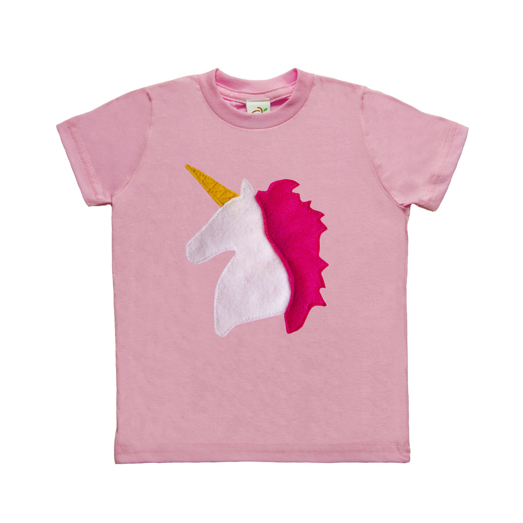Unicorn Toddler Tee