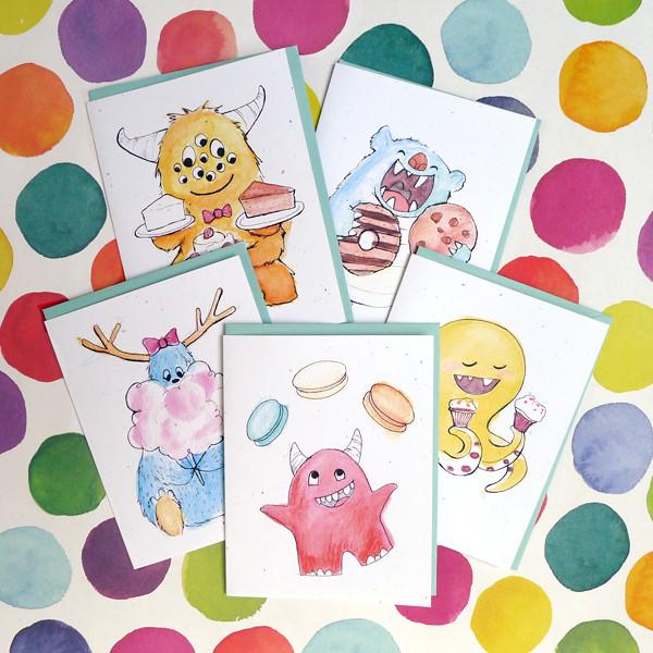 Greeting Card Variety Pack!