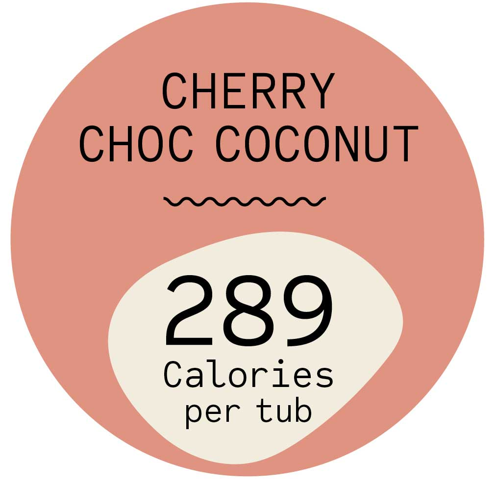 Cherry Choc Coconut