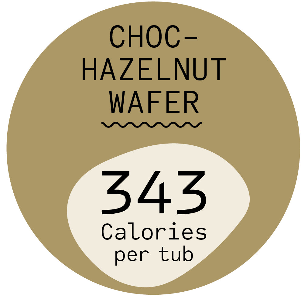 Choc Hazelnut Wafer
