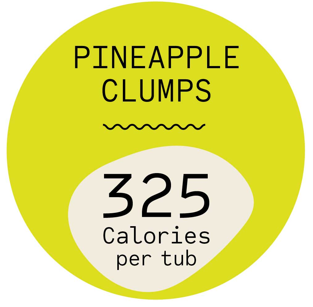 Pineapple Clumps