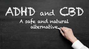 How I treat my ADHD with a daily dose of CBD
