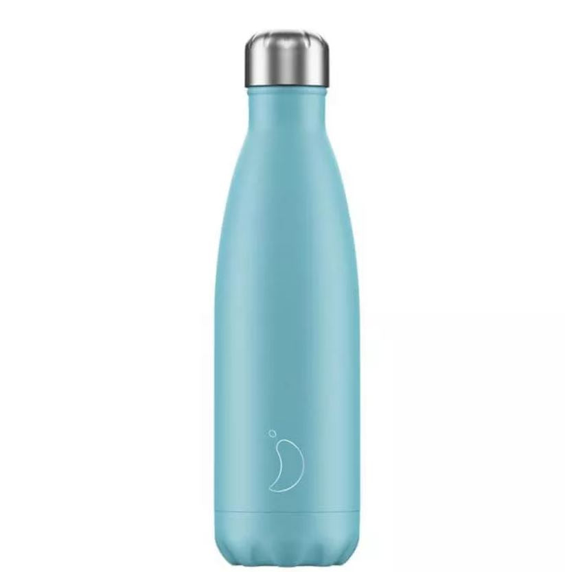 Chilly's Bottle: 500ml Pastel Blue