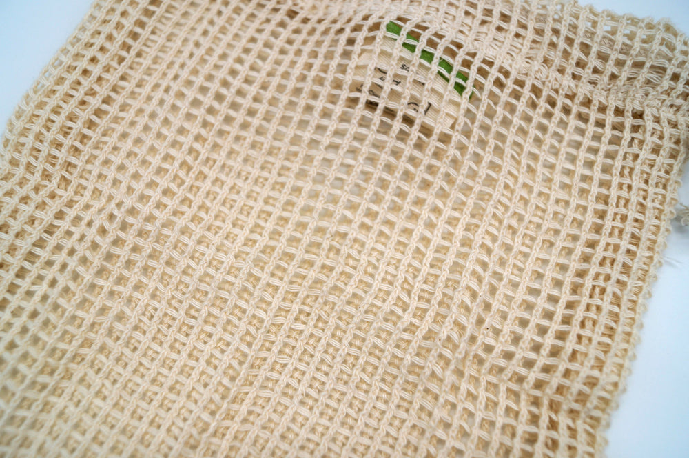 Organic Mesh Produce Bag (Medium)