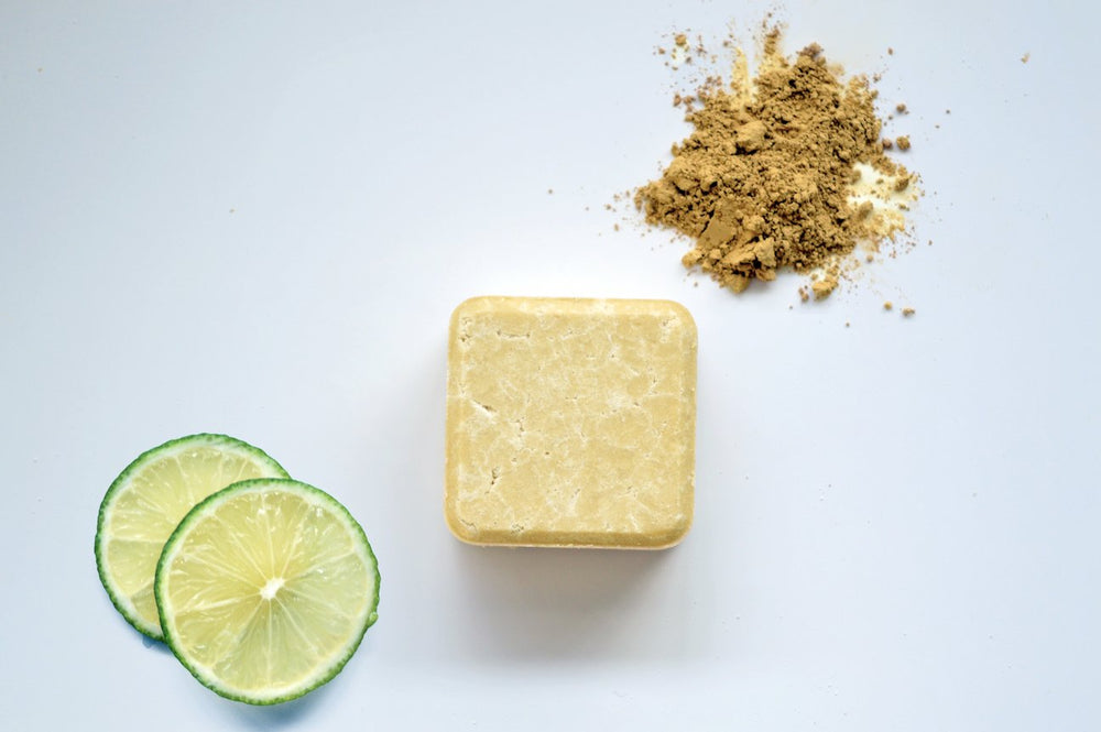 2in1 Shampoo Bar - Dry/Curly Hair