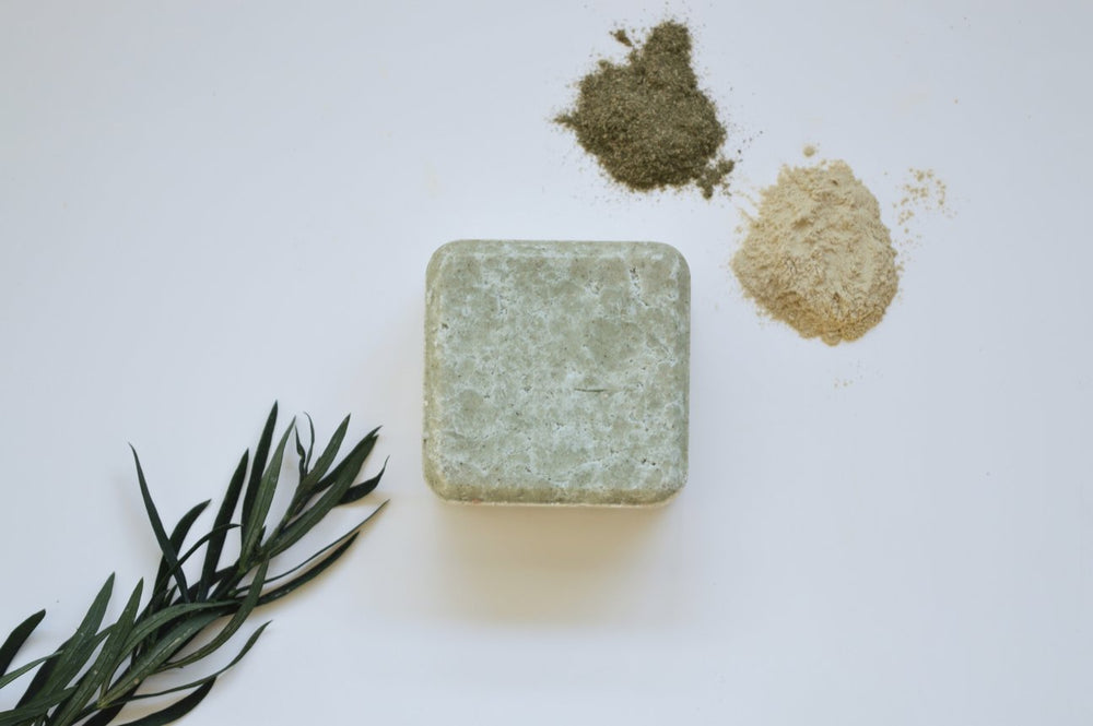 2in1 Shampoo Bar - Dry/Itchy Scalp