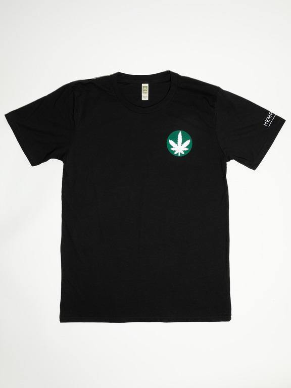 Branded Real Hemp T-Shirt - Hempire Innovations
