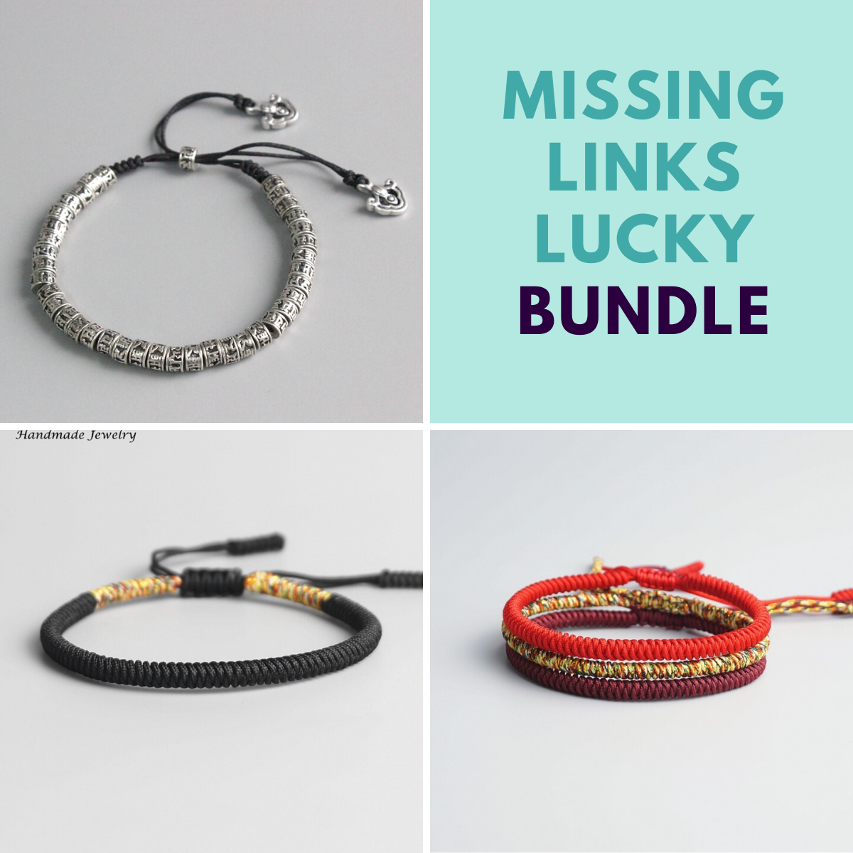 Missing Links Lucky Bundle